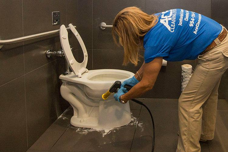 Spotlight: Commercial Cleaning Service Ace Cleaning Systems Keeps South Florida Offices Clean