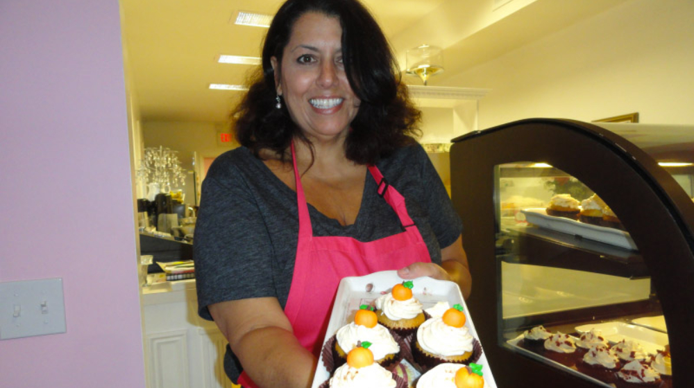 Spotlight: From Humble Beginnings, The Caked Up Cafe Bakery Success Story