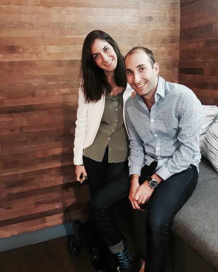 In the Spotlight: Husband and Wife Team Brings Clothing Basics for Men to Shark Tank