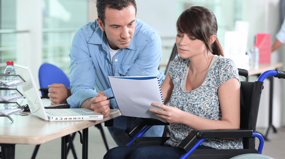 Tight Labor Market Benefits Disabled