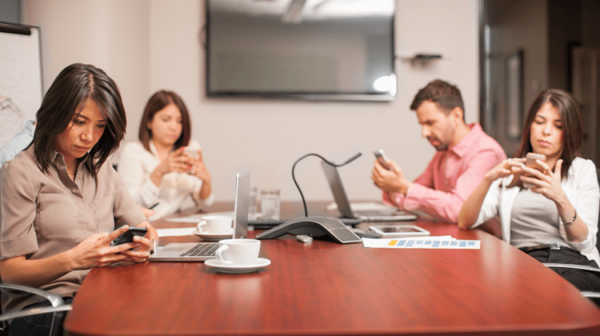 The Impact of Pointless Meetings