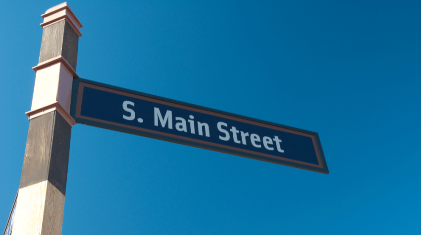 In the News: Main Street Lending Rates Tell of Unsure Economic Future