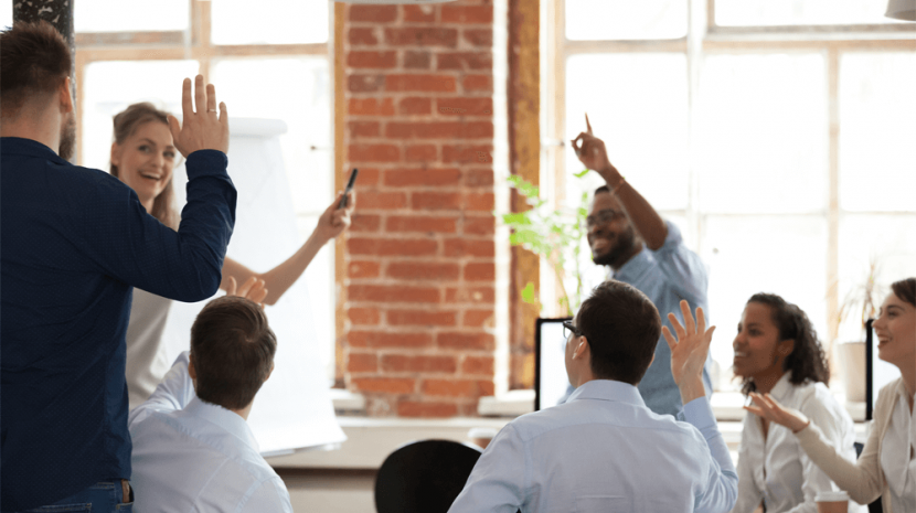 Engaged Employees are Happy Employees