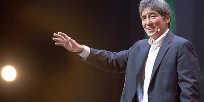 """5 Life Lessons from """"Wise Guy"""" Guy Kawasaki - Small Business Trends"""