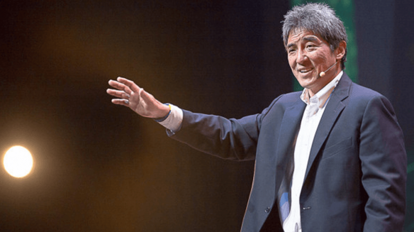5 Lessons from Guy Kawasaki