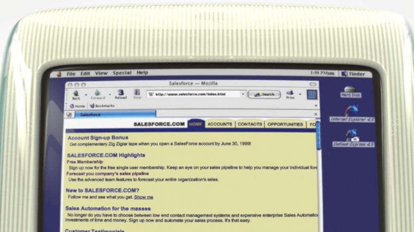 20th Anniversary of Salesforce