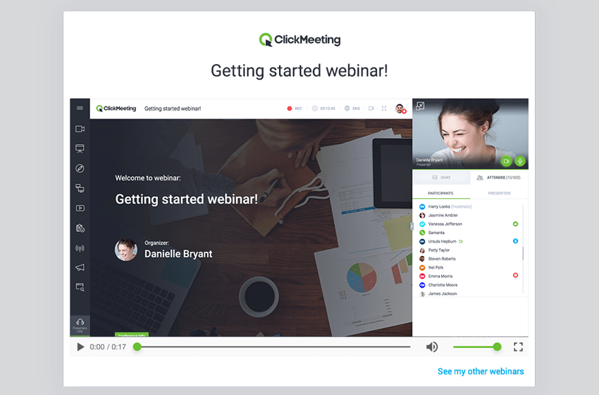 28 Webinar Services for Small Business Owners and