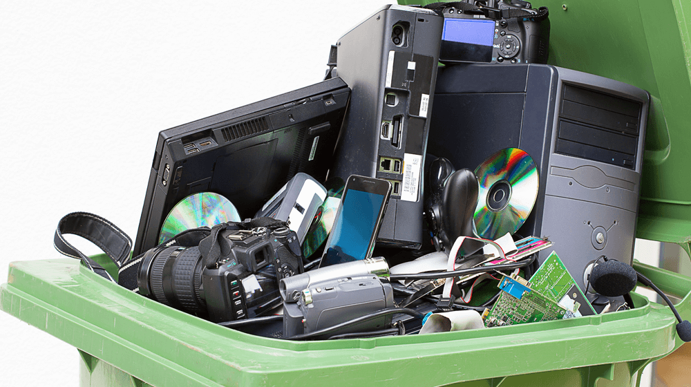 Top E-Waste Recycling Tips for Small Business