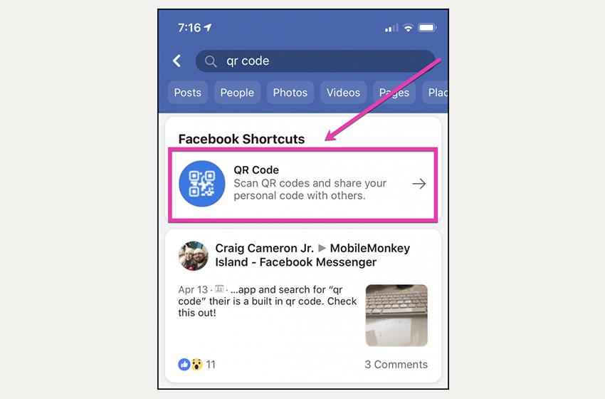 Get Rid of Facebook Messenger Code Problems Once and for All - Small