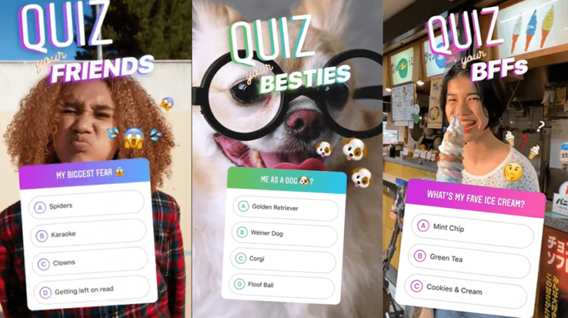 Check Out the New Instagram Quiz Stickers - Good for Your Social Marketing?