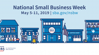 national small business week 2019