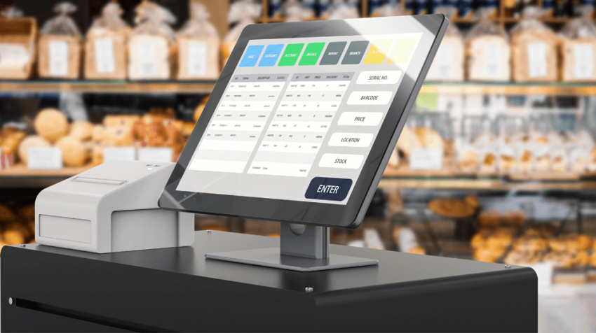 NCR Console Provides Advanced Reporting, Inventory Control and Employee Management