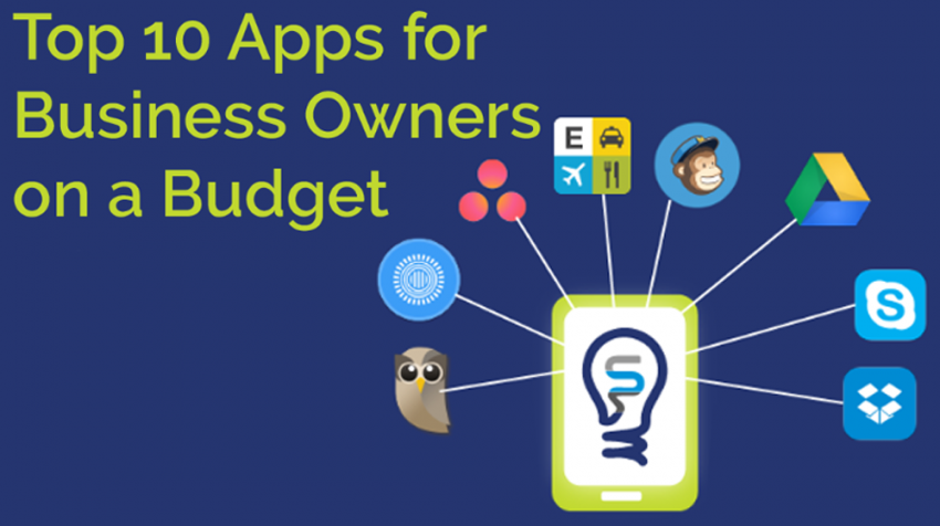 10 Great Cheap Apps for Small Business Owners on a Budget