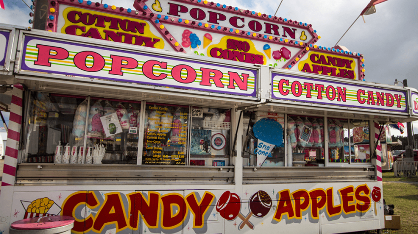 What is the Most Profitable Concession Food in the US?