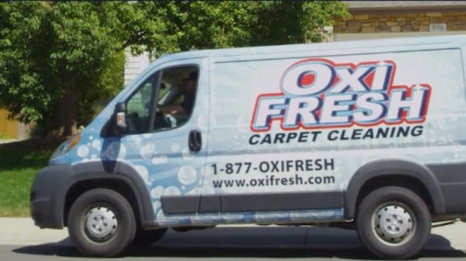 In the Spotlight: Fast Drying Carpet Cleaner Oxi Fresh Uses the Power of Oxygen to Transform Carpet Cleaning