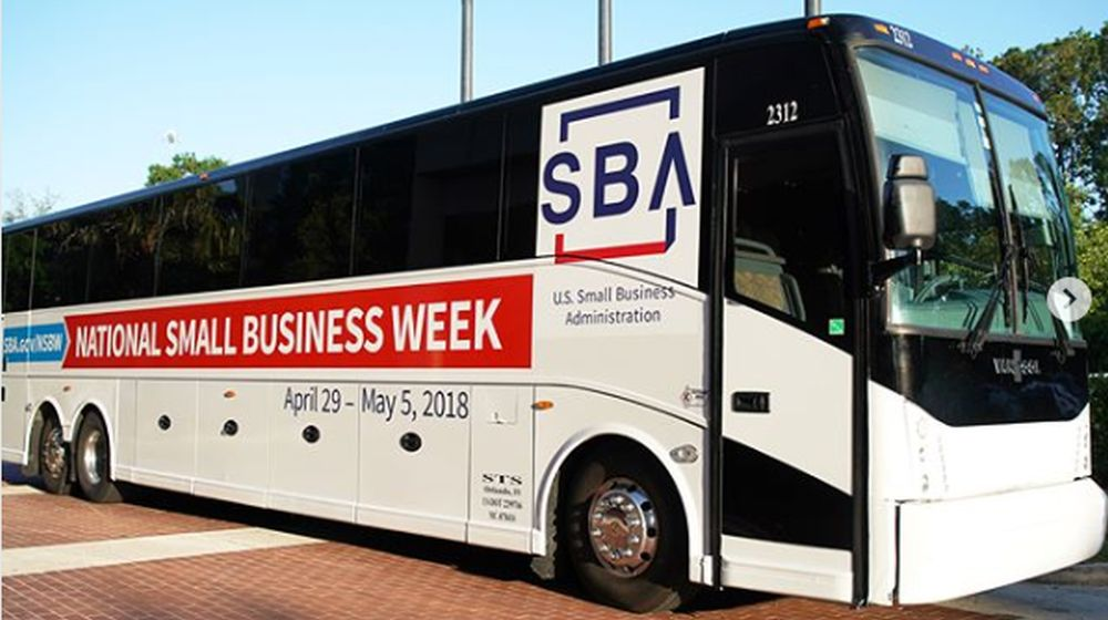 National Small Business Week Tag
