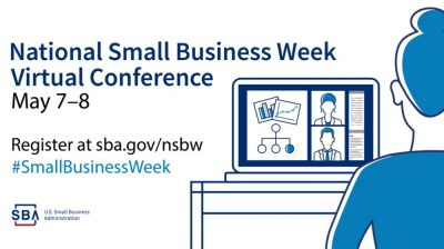 SBA and SCORE Plan 2 Day Virtual Conference for National Small Business Week