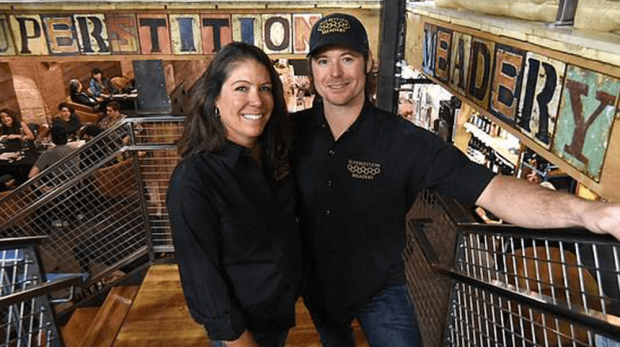 Meet the 2019 National Small Business Person of the Year - Both of Them!