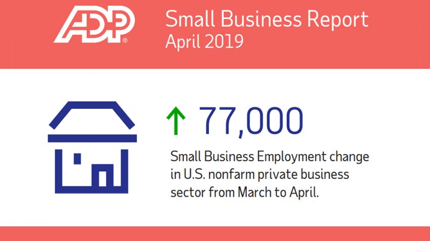 april 2019 adp small business report
