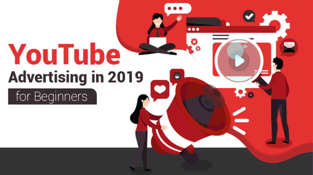 YouTube Advertising for Beginners (INFOGRAPHIC)