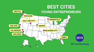 Best Cities for Young Entrepreneurs