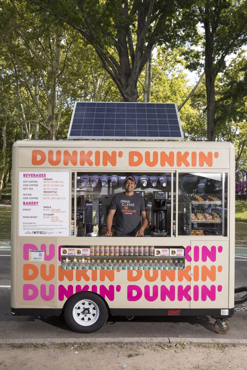 Eco-Friendly Mobile Food Carts Are Helping Small Businesses Go Green