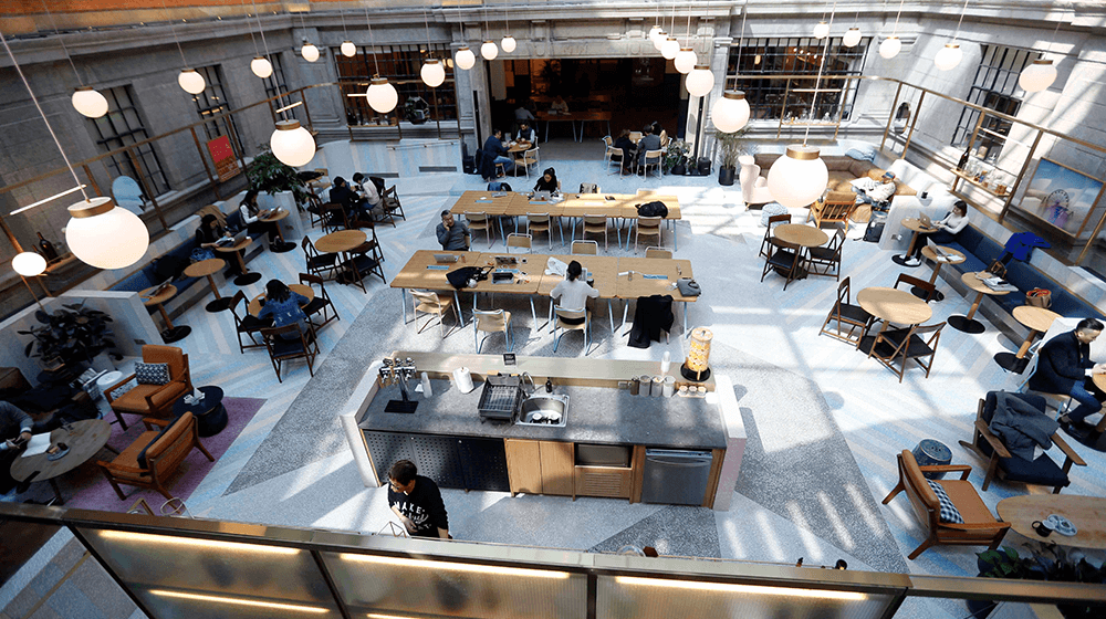 Coworking Trends: Small Businesses Enter the Fray