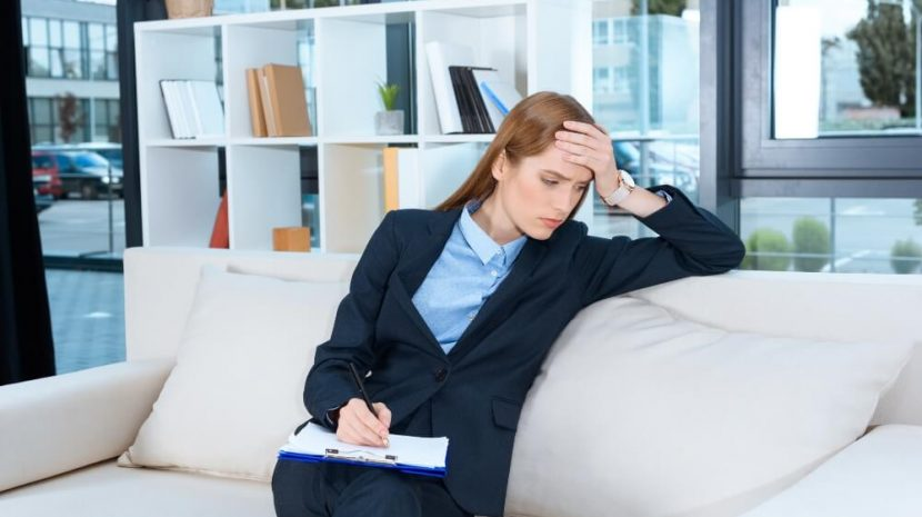 62% of Business Owners Feel Depressed Once a Week