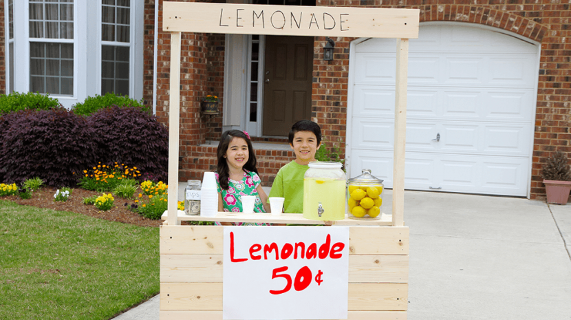 How to Get a Lemonade Stand Permit and Start Your Own - Legally