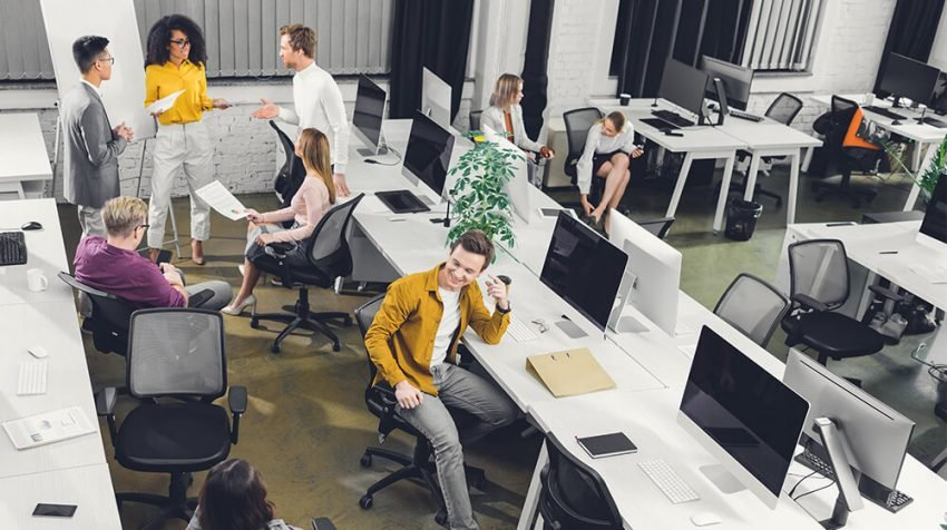 How To Design A Multigenerational Office