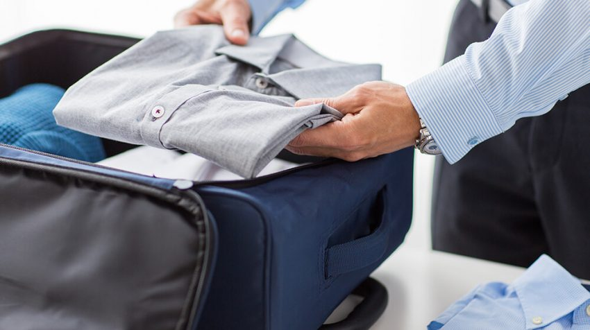 Do Not Leave Without Completing This Business Trip Packing List