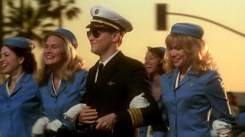 business themes in Catch Me if You Can movie