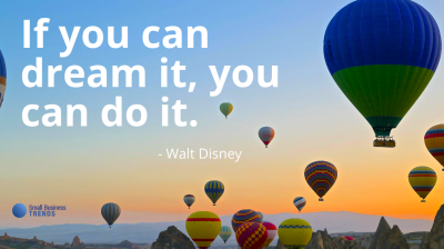 dream walt disney creativity quote