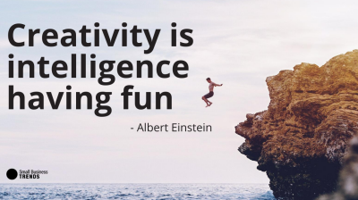 motivational albert einstein creativity quote