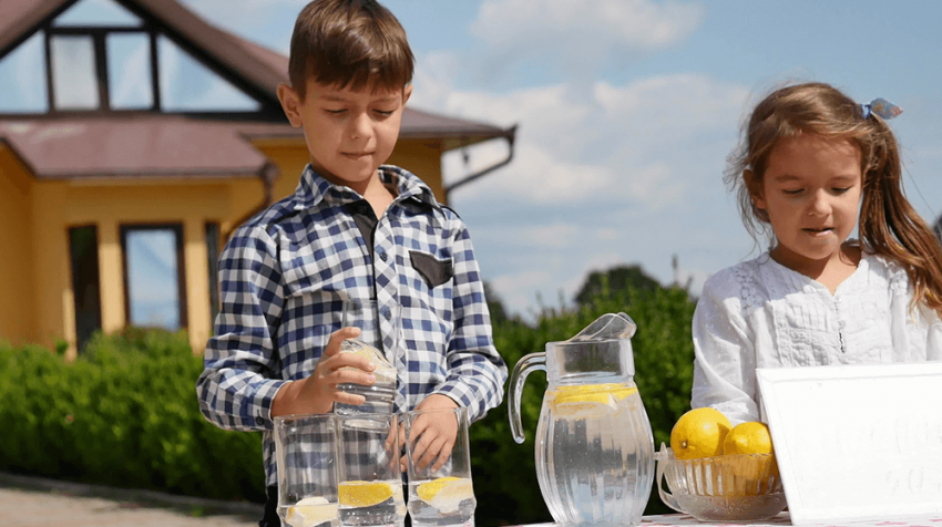 In the News: Lemonade Laws Freeing Kids from Red Tape Nationwide