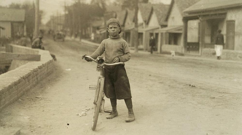 messenger child labor