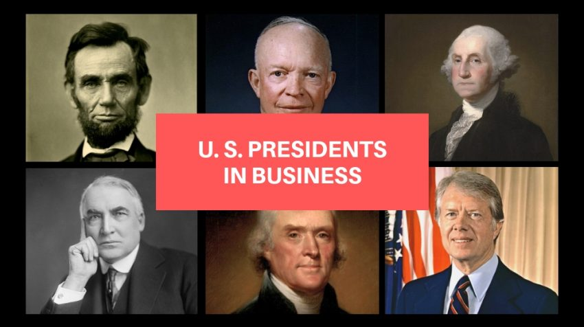 Quiz: Presidents Who Were Businessmen
