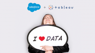 salesforce acquires tableau