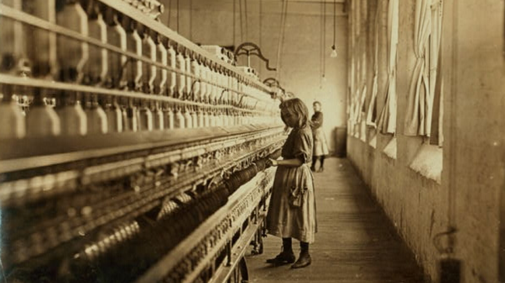 cotton mill spinner