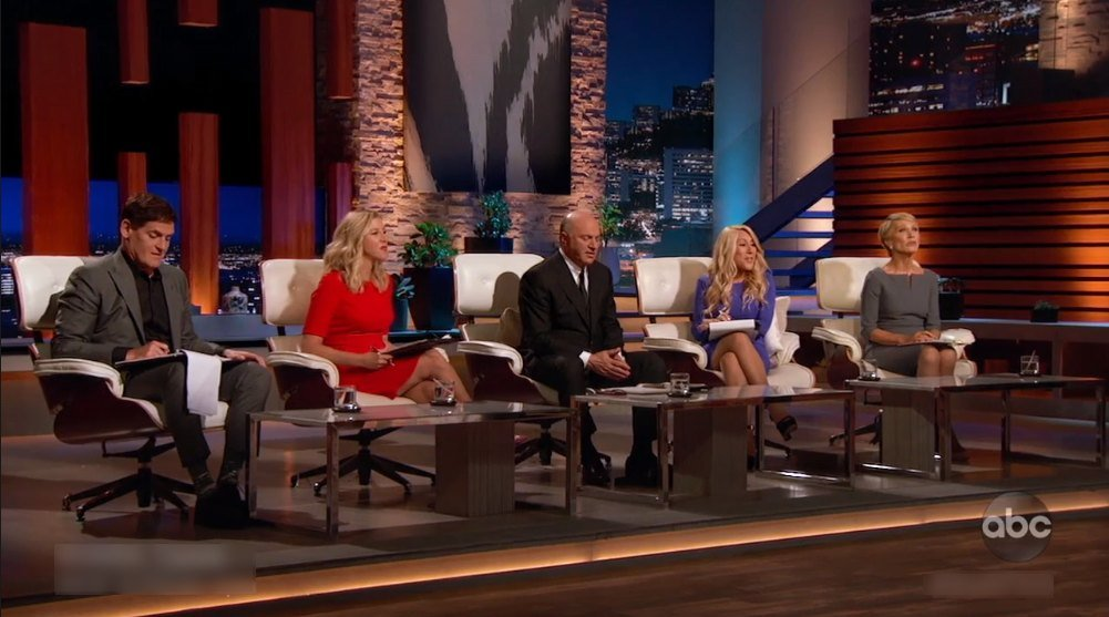entrepreneur Tv shows - Shark Tank screen capture