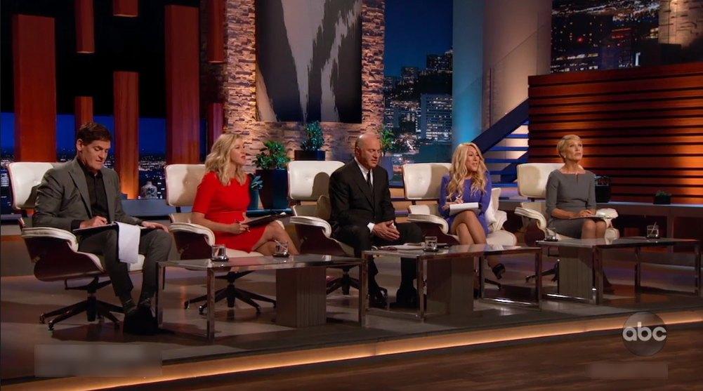entrepreneur Tv shows - Shark Tank screen capture