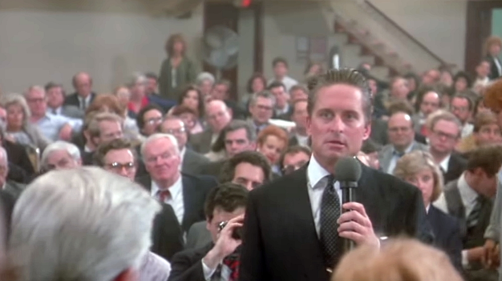 business lessons from movie Wall Street