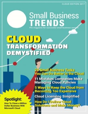 guide about business tasks you can do in the cloud