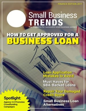 guide for how to get approved for a business loan