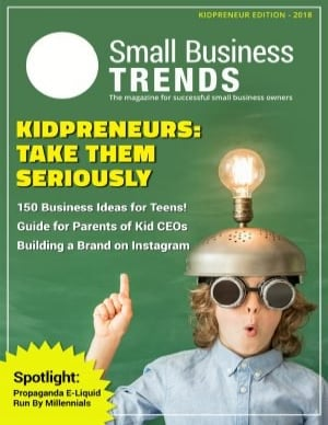 business ideas for young entrepreneurs kidpreneurs and teens