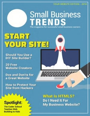 guide for how to start a website