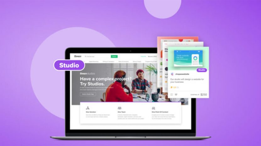 Fiverr Studios Helps Small Businesses Handle Major Projects