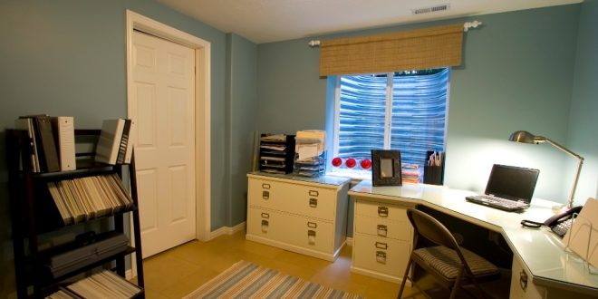 Master the Art of Organization with These 20 Clever Storage Hacks for Your Home Office