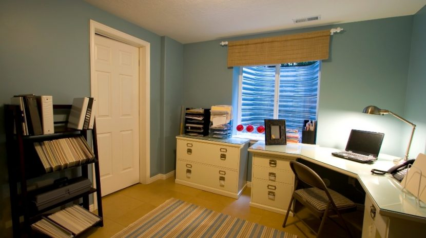 20 Clever Storage Hacks for Your Home Office