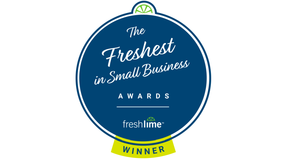Freshest in Small Business Contest